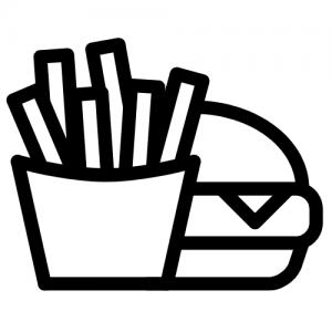 Burgery i dodatki